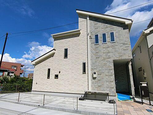 戸建賃貸-八王子市松木 外観写真