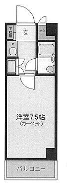 中古マンション-葛飾区西新小岩4丁目 間取り