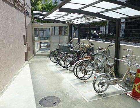 マンション(建物一部)-大阪市福島区福島2丁目 屋根のある駐輪場あり