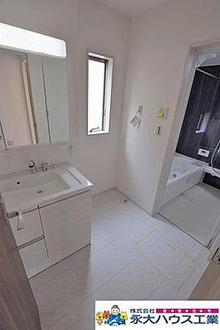 新築一戸建て-仙台市太白区西多賀3丁目 洗面