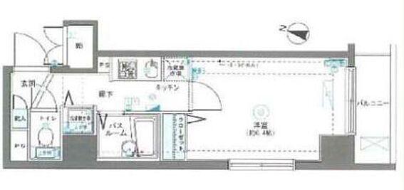 マンション(建物一部)-横浜市南区高砂町2丁目 間取り