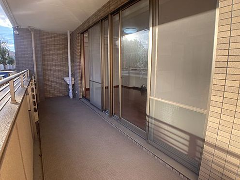 中古マンション-名古屋市南区神松町2丁目 バルコニー