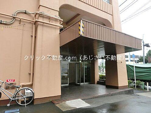 店舗事務所(建物一部)-板橋区東坂下2丁目 外観
