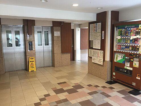 マンション(建物一部)-渋谷区円山町 エレベーターホール