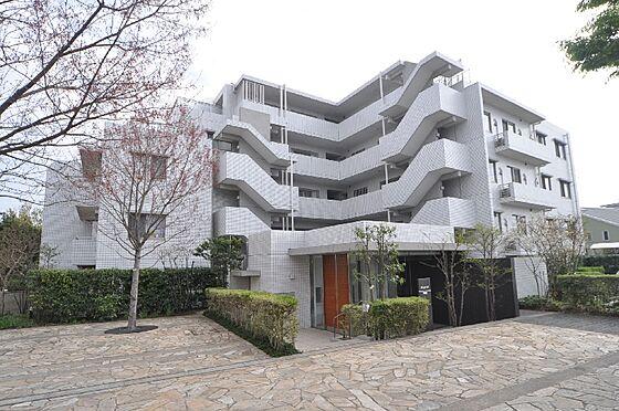 マンション(建物一部)-横浜市中区根岸旭台 外観