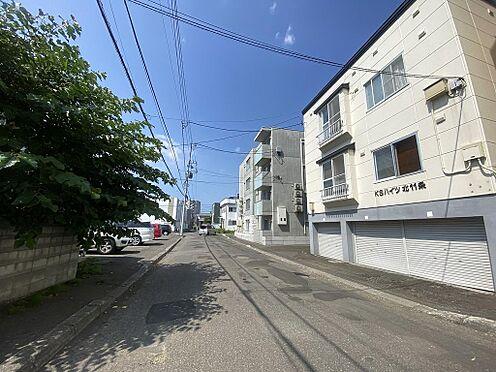 アパート-札幌市東区北十一条東11丁目 外観