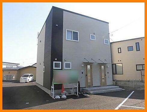 アパート-秋田市飯島穀丁 外観
