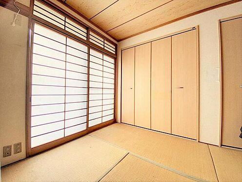 中古一戸建て-福岡市城南区茶山1丁目 南に面した和室です☆