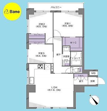 中古マンション-北区滝野川6丁目 資料請求、ご内見ご希望の際はご連絡下さい。