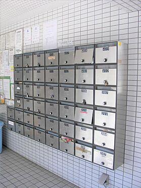 マンション(建物一部)-横浜市鶴見区岸谷3丁目 郵便ボックスです。