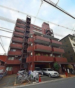 区分マンション-京都市中京区松屋町 落ち着いた雰囲気の外観