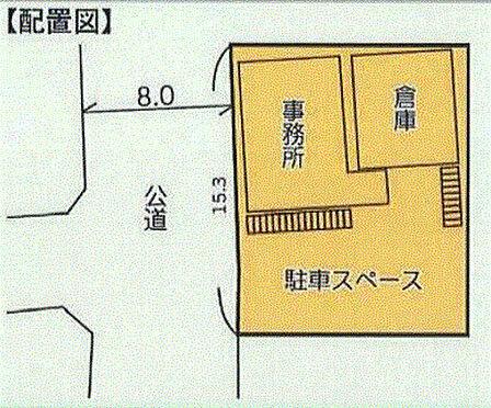 ビル(建物全部)-横浜市金沢区高舟台1丁目 区画図