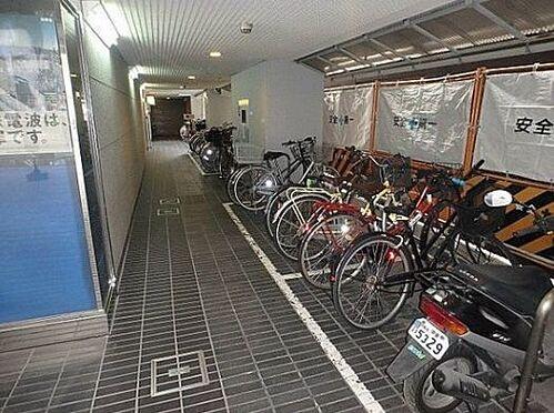 マンション(建物一部)-大阪市中央区大手通2丁目 駐輪スペース・バイク置き場
