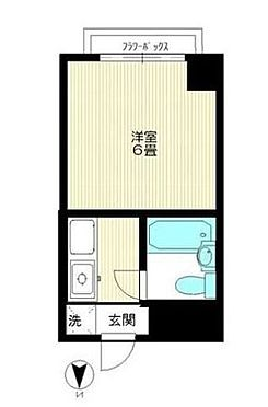 マンション(建物全部)-大田区千鳥3丁目 間取り