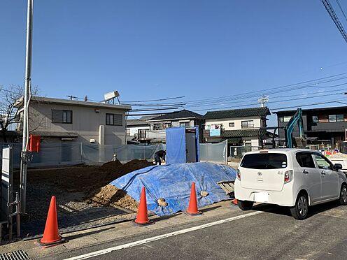 新築一戸建て-豊田市宝来町4丁目 長期優良住宅!「長い間安心して」お過ごしいただけます。