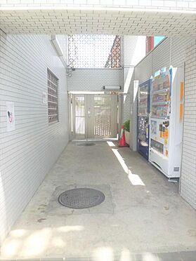 マンション(建物一部)-大田区東糀谷4丁目 エントランス