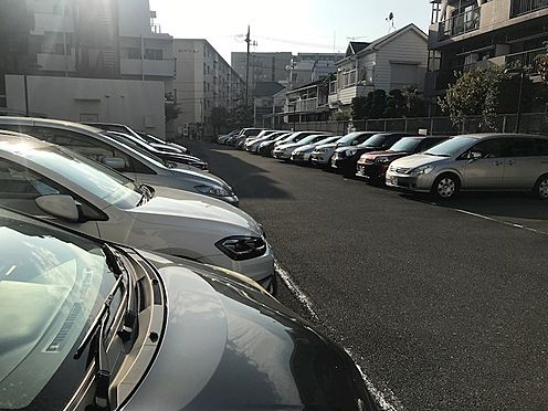 中古マンション-さいたま市南区文蔵4丁目 駐車場