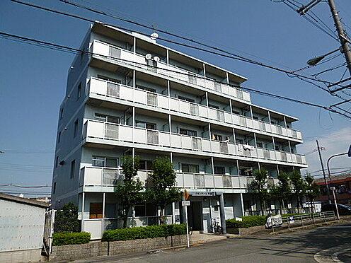 マンション(建物一部)-大阪市平野区長吉出戸8丁目 さわやかな印象の外観