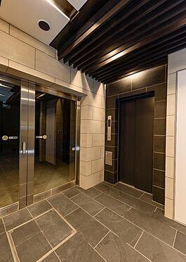 収益ビル-中央区築地3丁目 エントランス