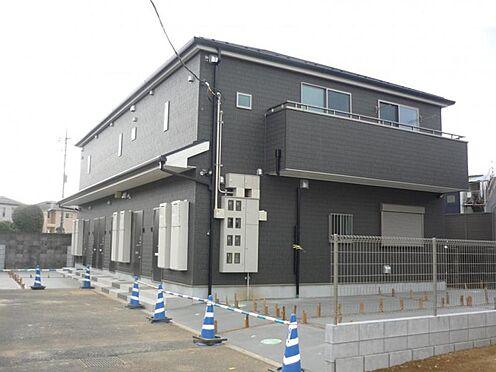 アパート-千葉市中央区仁戸名町 外観