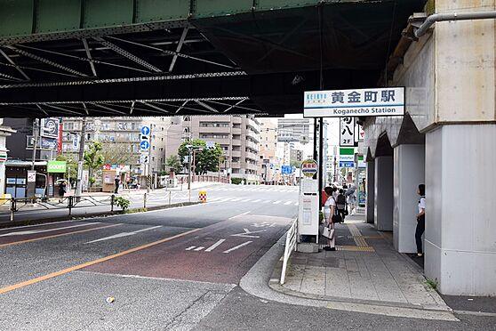 マンション(建物一部)-横浜市南区前里町3丁目 物件から徒歩約3分の場所にある最寄駅です。駅周辺にはスーパーやコンビニなどお店が沢山あり便利です。