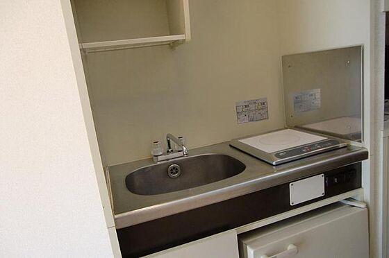 マンション(建物一部)-板橋区高島平1丁目 キッチン