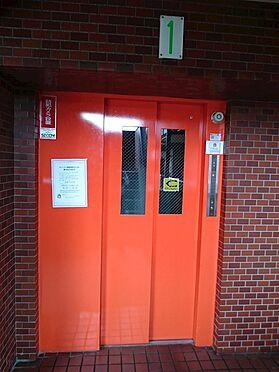 中古マンション-東松山市新宿町 エレベーター