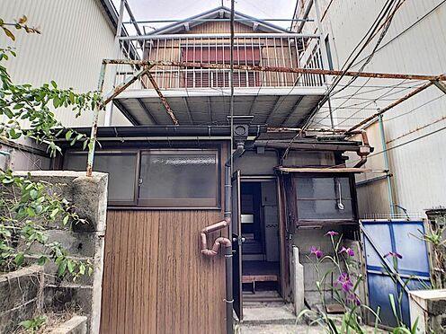 戸建賃貸-名古屋市南区六条町3丁目 南側にベランダ、お庭付きです♪