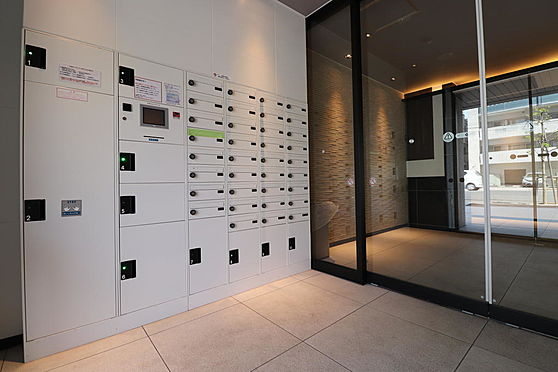 マンション(建物一部)-墨田区東駒形4丁目 宅配ボックス完備。大きな荷物も大切にお預かりします。