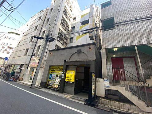 収益ビル-新宿区新宿2丁目 外観