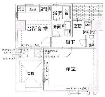 マンション(建物一部)-神戸市長田区松野通1丁目 嬉しい南東向きバルコニー