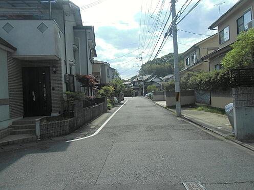 建物全部その他-京都市左京区岩倉木野町 前面道路