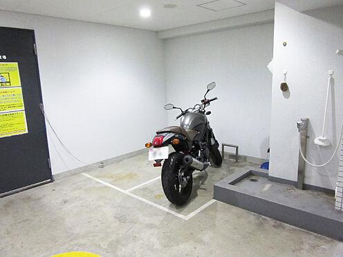 マンション(建物一部)-大田区蒲田3丁目 バイク置場