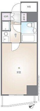 区分マンション-台東区三ノ輪2丁目 間取り