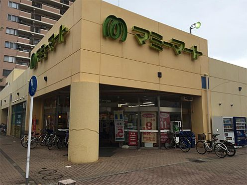 中古マンション-鴻巣市三ツ木 マミーマート 北鴻巣店(1086m)