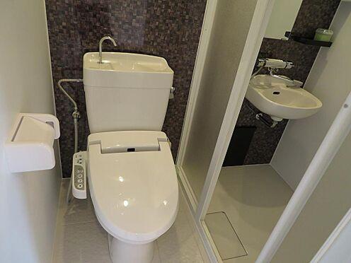 マンション(建物一部)-渋谷区千駄ヶ谷5丁目 トイレ