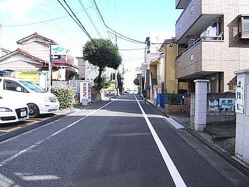 アパート-江戸川区西葛西3丁目 前面道路