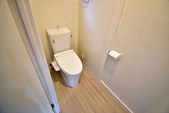 中古一戸建て-武蔵野市緑町1丁目 トイレ