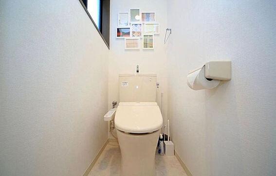 アパート-目黒区中目黒4丁目 トイレ