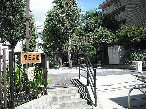 アパート-豊島区高田2丁目 【公園】高田公園まで182m