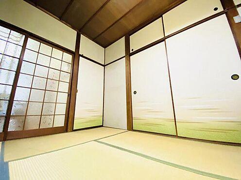 中古一戸建て-福岡市南区大池1丁目 1階6帖の和室!きれいにお使いです!