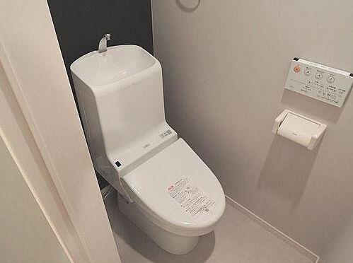 アパート-大和市深見 トイレ