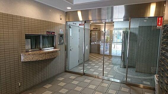 マンション(建物一部)-大阪市浪速区元町1丁目 エントランス