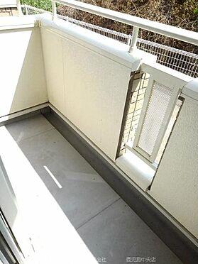 アパート-荒尾市増永 102号室ベランダ