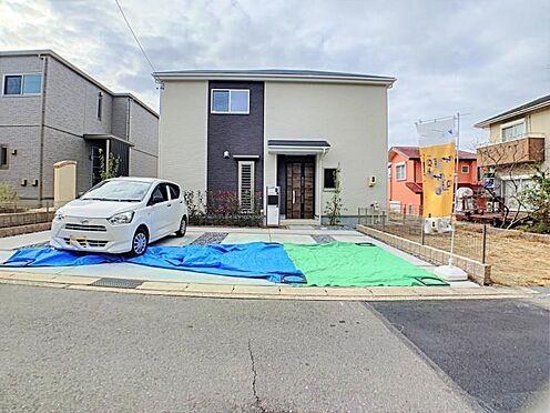 新築一戸建て-名古屋市守山区翠松園2丁目 3台駐車可能
