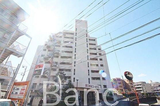 中古マンション-中野区南台5丁目 京王南台コーポラス外観