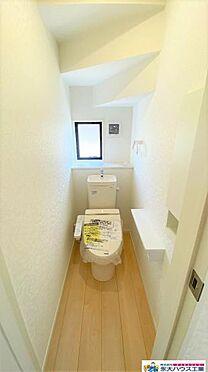 戸建賃貸-白石市東町5丁目 トイレ