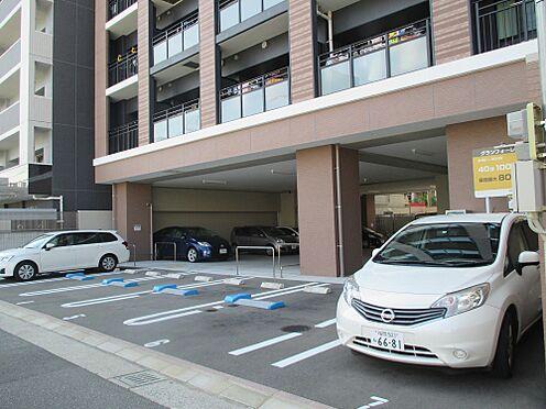 マンション(建物一部)-福岡市博多区比恵町 駐車場
