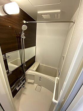 アパート-富士見市鶴瀬東1丁目 バスルーム(浴室乾燥機・追炊き機能付)