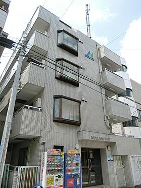 マンション(建物一部)-横浜市中区英町 北側からのマンション画像です。